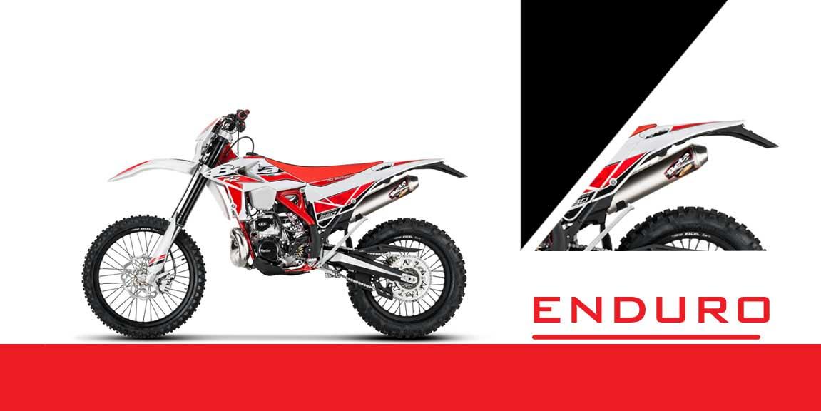 motocykle enduro