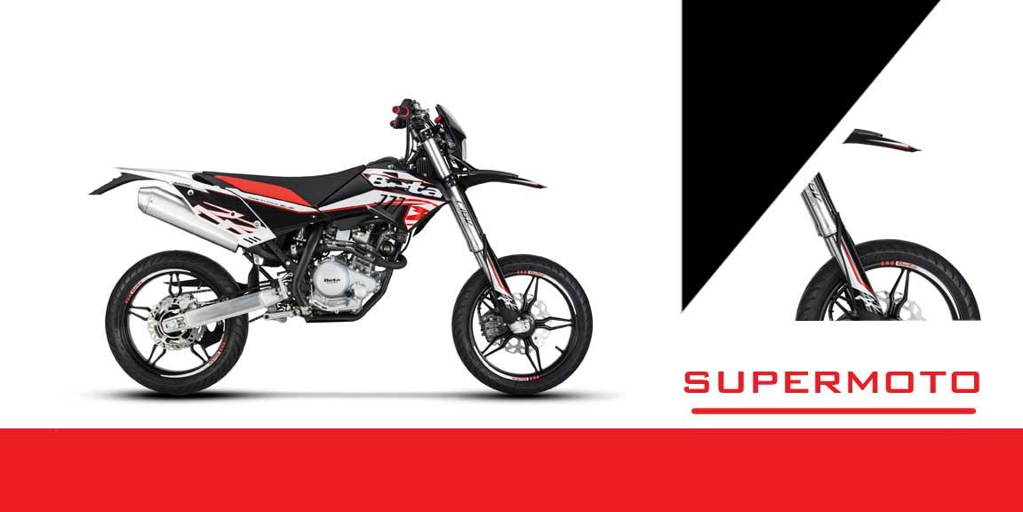 motocykle supermoto