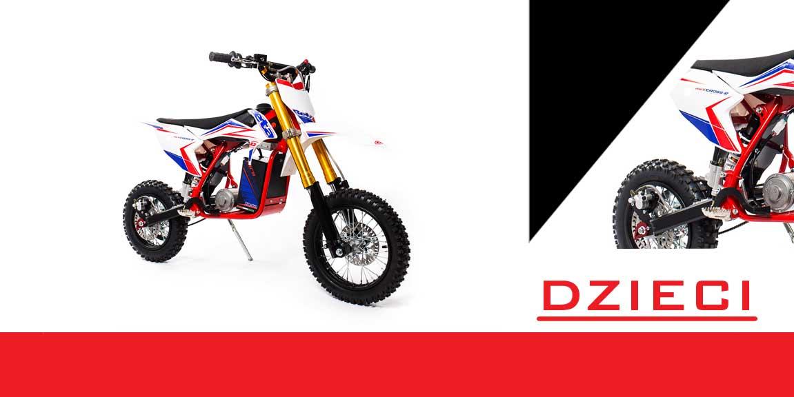 sumomoto motocykle dla dzieci